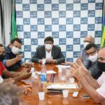 Aroazes e Santa Cruz dos Milagres ganharão asfalto em 18 km de estrada